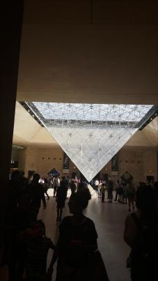 Louvre again
